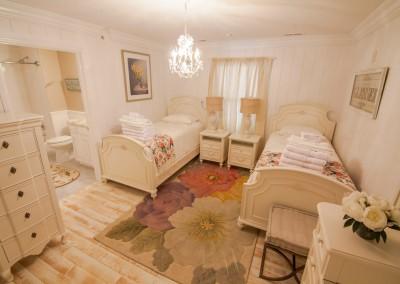 Bedroom inside Lori's House