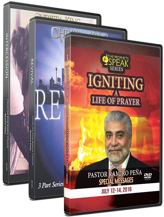 Prayer, Revival & Intercession