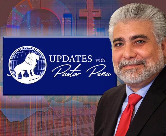 Updates with Pastor Peña