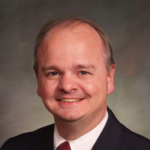Dr. Gordon James Klingenschmitt