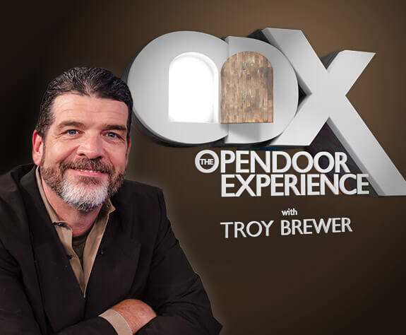 Open Door Experience with Troy Brewer