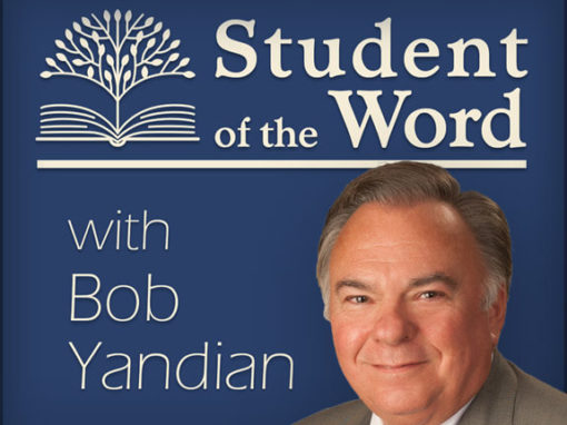 Student of the Word